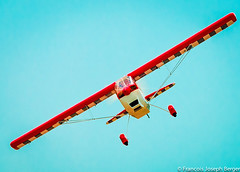 R/C Bellanca Decathlon  Fly Inn Club Hornet