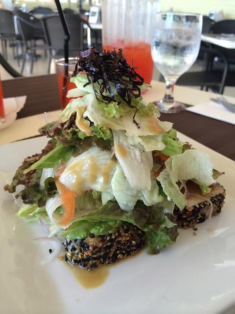 Sesame crusted tuna - Epic