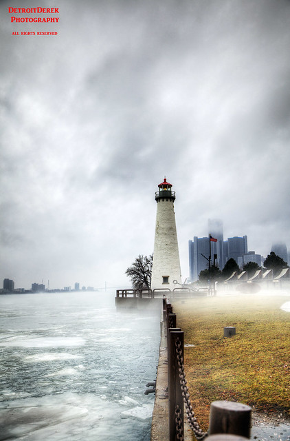 Chance Of Partly Sunny, Partly Foggy ( Explored )