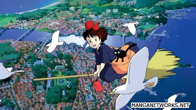 32277195794 022d984920 o 16 Storyboards của Studio Ghibli sẽ khiến bạn muốn xem lại Movie ngay lập tức !!