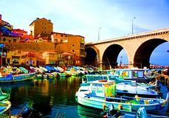 NathalieLauro, grafic art, digital art, colors, design, variations,boats, habor, sea, sun,  , Monaco, Monte Carlo, French Riviera, Cannes. Marseille, Corsica,Hambour, (4)