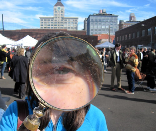 Magnifying Glass - Brooklyn Flea