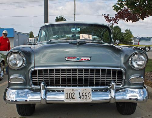 1955 Chevrolet Bel Air 2-Door Hardtop (1 of 9)