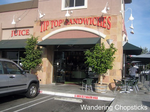 Wandering Chopsticks Vietnamese Food Recipes And More Tip Top Sandwiches Garden Grove