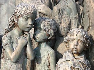 Lidice Memorial - Memorial to Child Victims of War - By Marie Uchytilová - Near Prague, Czech Republic - 03