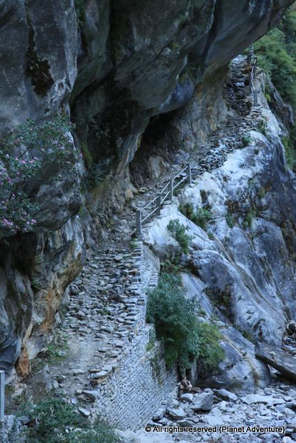 The Trail - The Annapurna Circuit Trek - Nepal