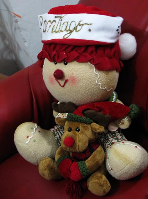Mu ecos de navidad flickr photo sharing - Munecos de navidad ...