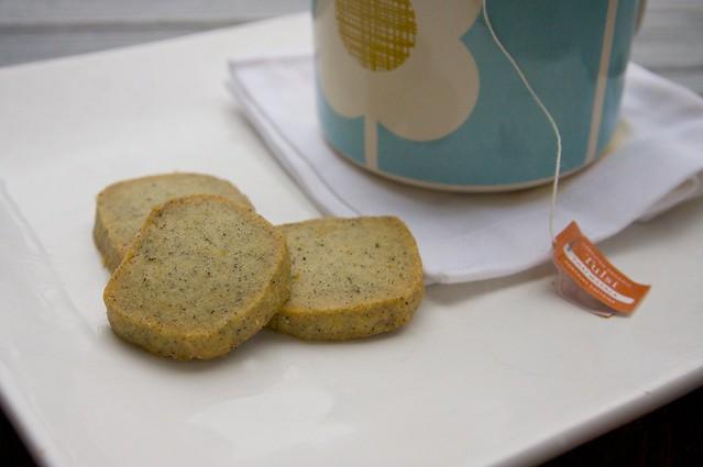 earl grey tea cookies | Flickr - Photo Sharing!