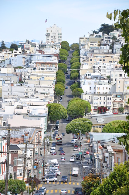 San Francisco Lombard Street 35 Flickr Photo Sharing