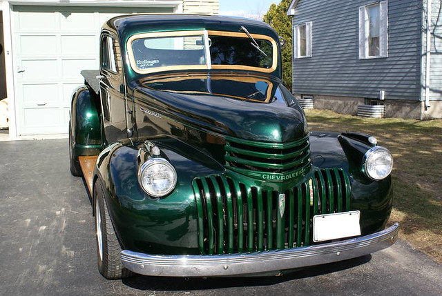 1946 Chevy Truck for Sale