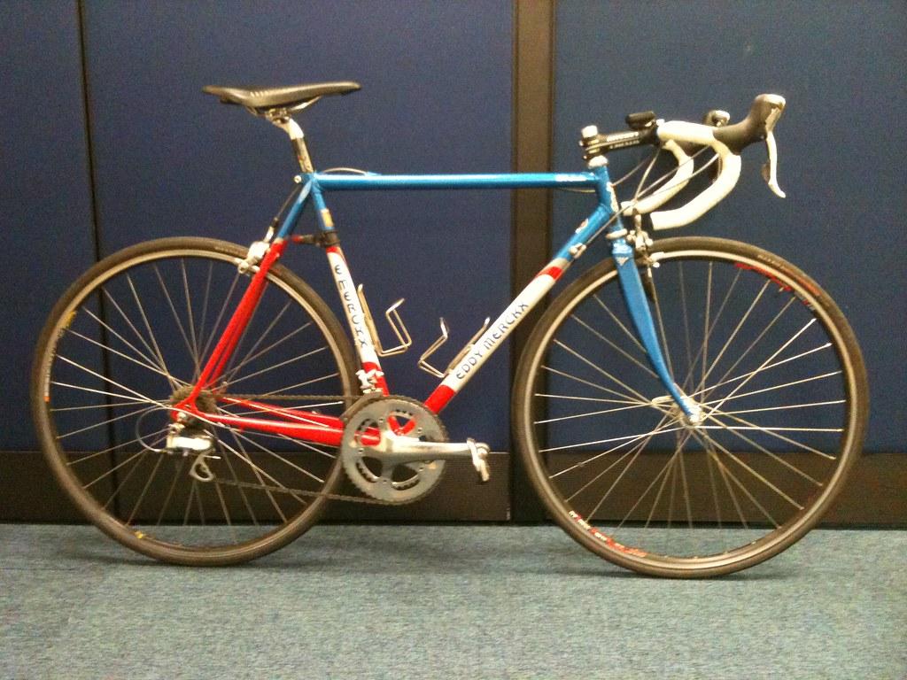 2005 Merckx MX Leader