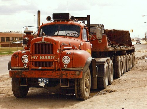 "Mack B71 ""My Buddy"" (b)"
