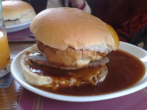 Yorkshire Sandwich