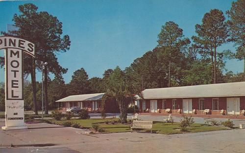 Wish you were hear pines motel valdosta georgia for Imperial motors valdosta ga