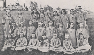 Camp Fire Girls, 1918