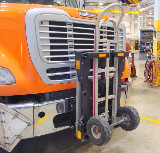 East Penn Manufacturing Deka Battery Freightliner M2