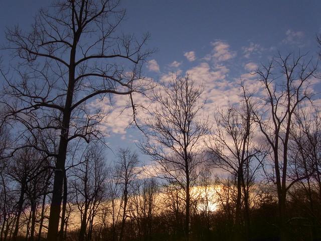 Mendon Ponds Sky