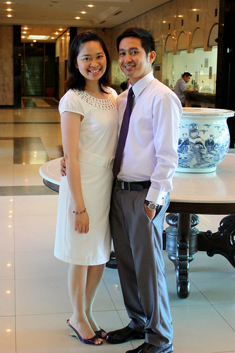 Cj aileen 39 s civil wedding i blog therefore i am for Civil wedding dress philippines