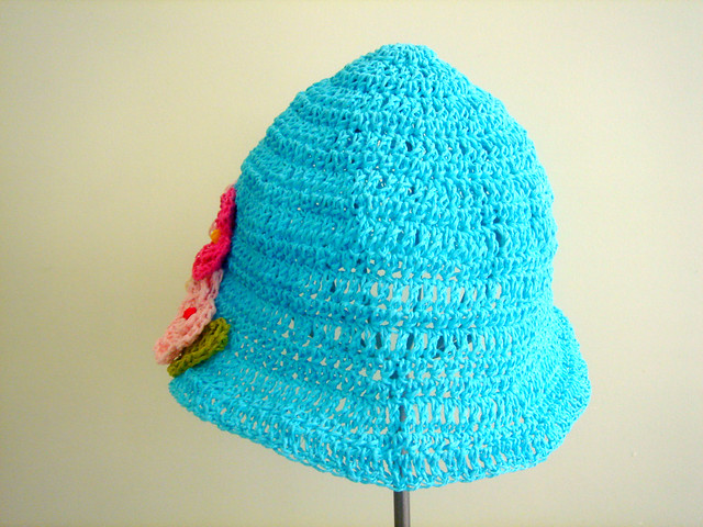 Free Crochet Tam Beret Hat Pattern - Crafts - free, easy, homemade