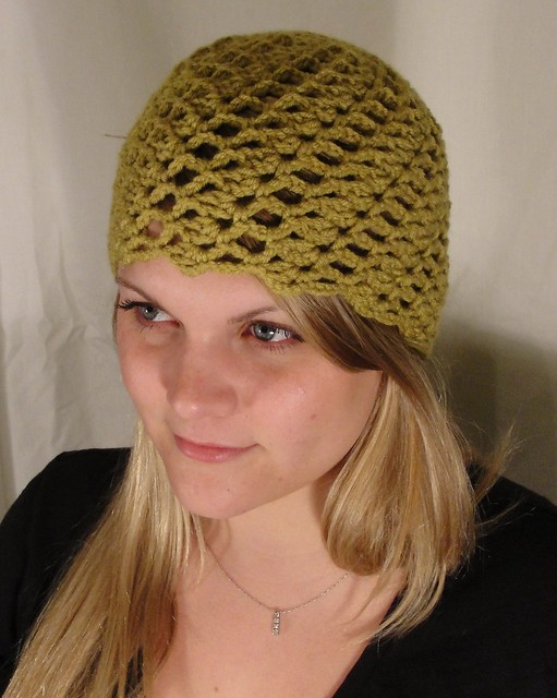Best Little Girl Cloche Crochet Pattern_ALL SIZES_ www.aestheticnest