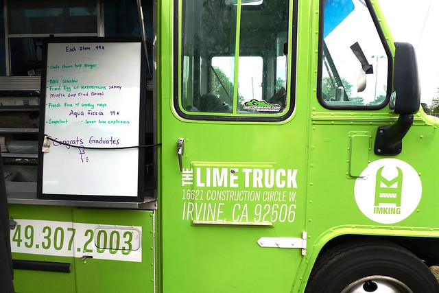 Lime Food Truck Port Alberni