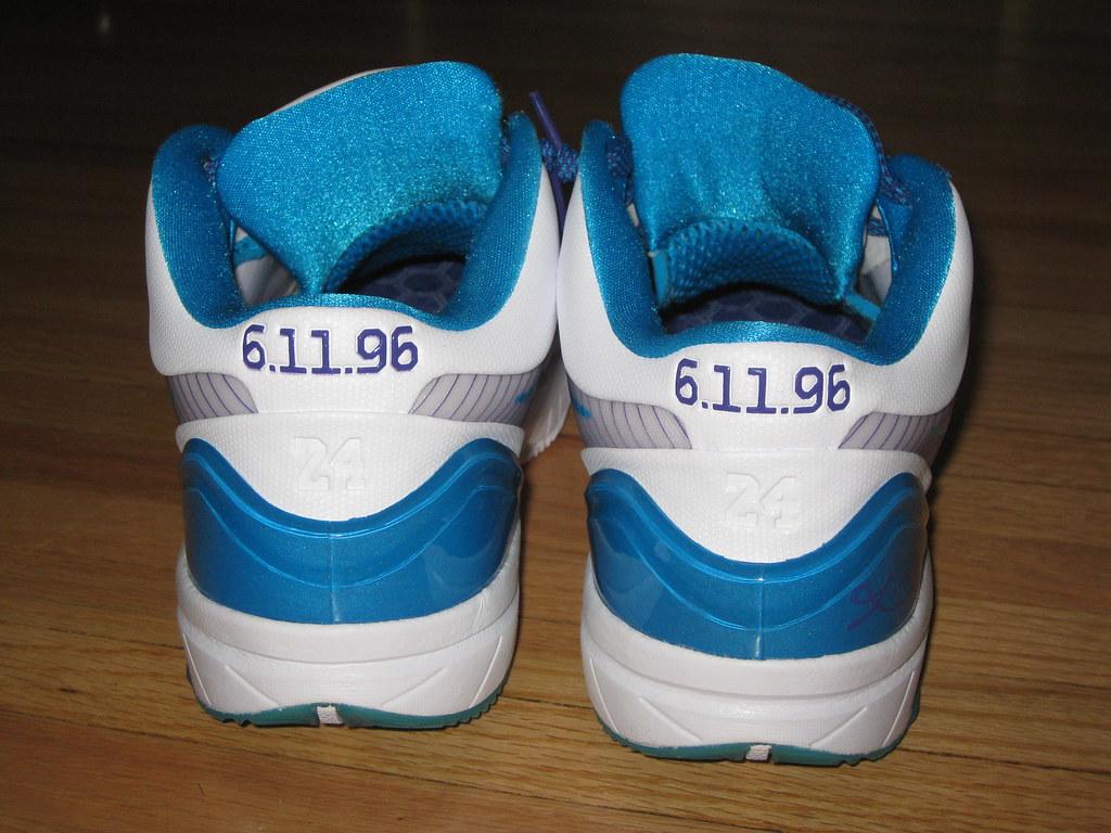 half off 37a6e 67145 ... Nike Zoom Kobe IV Draft Day  by jlnel1