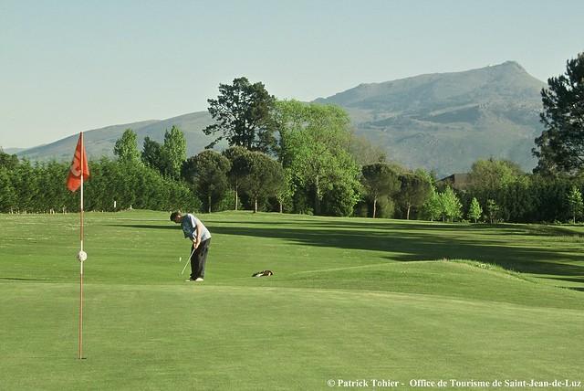 Golf office de tourisme de st jean de luz flickr photo sharing - Office tourisme st jean de luz ...