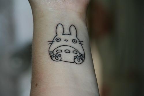 Totoro Tattoo Tuesday | Girl Gone Geek