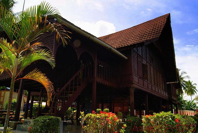 Rumah Kutai 1 Flickr Photo Sharing