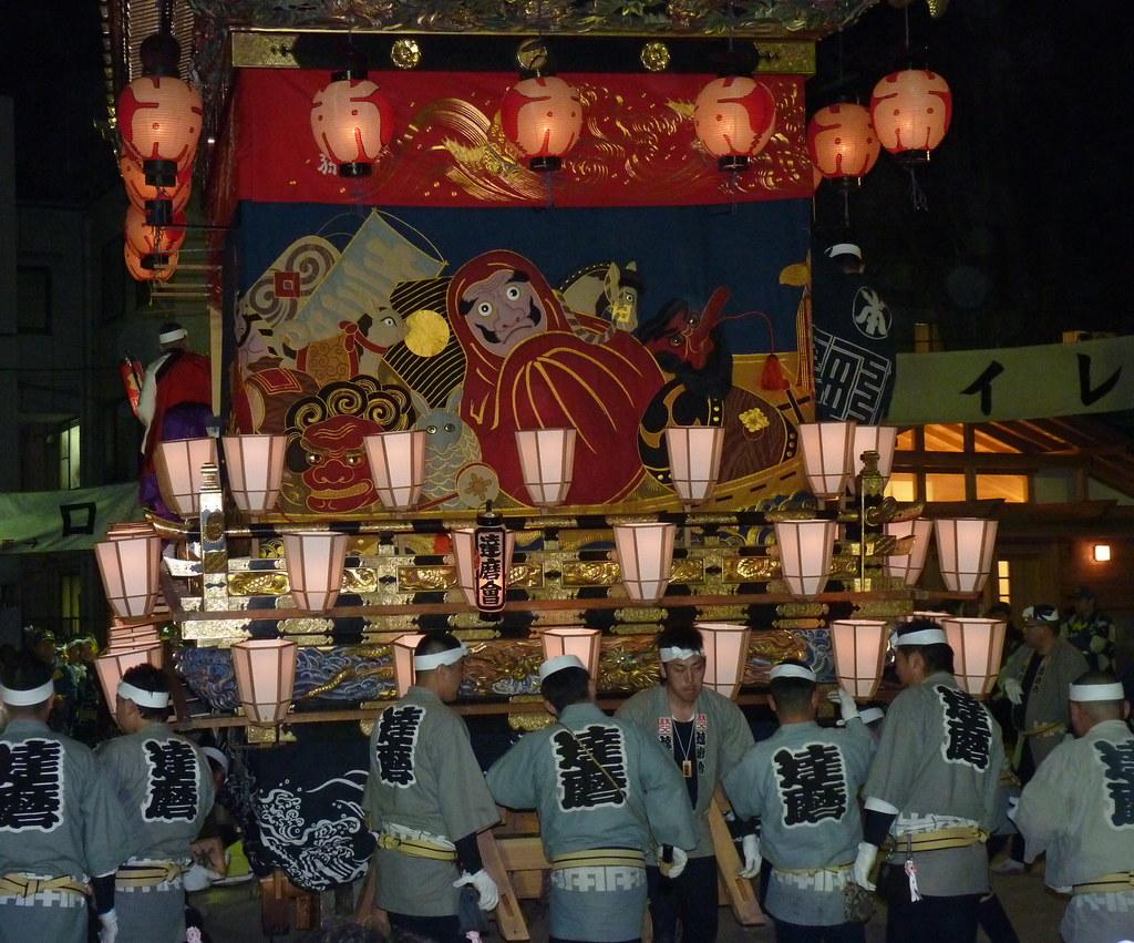 Chichibu Yomatsuri – 秩父夜祭