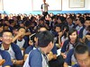 ceramah di SMK TI bali Global