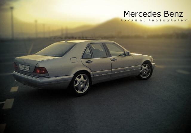 Mercedes classe S W140 4245372107_c2262cbd5c_z