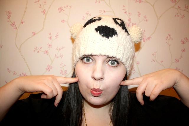 13/365 | Panda face.