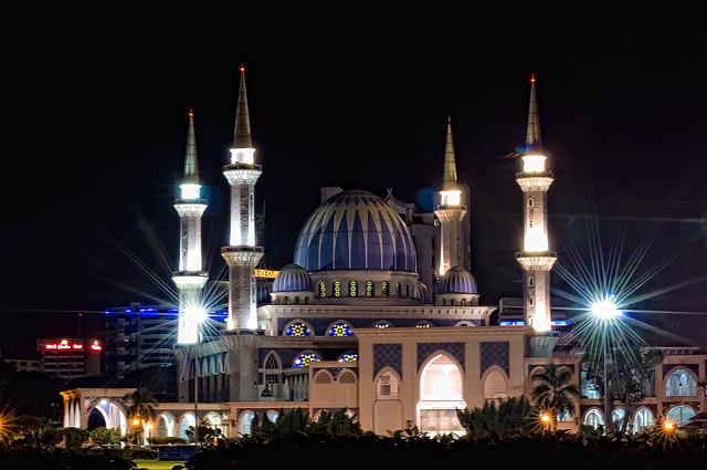 Masjid Sultan Ahmad Shah ..Kuantan Pahang