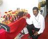 Adivasi Mela, at Kanakakunnu Palace THIRUVANANTHAPURAM. THIRUVANANTHAPURAM: The State government will hold a tribal people's festival, 'Adivasi Mela,' from January 19 to 26, 2010 as part of the Grand Kerala Shopping Festival. Nishagandhi Festival January