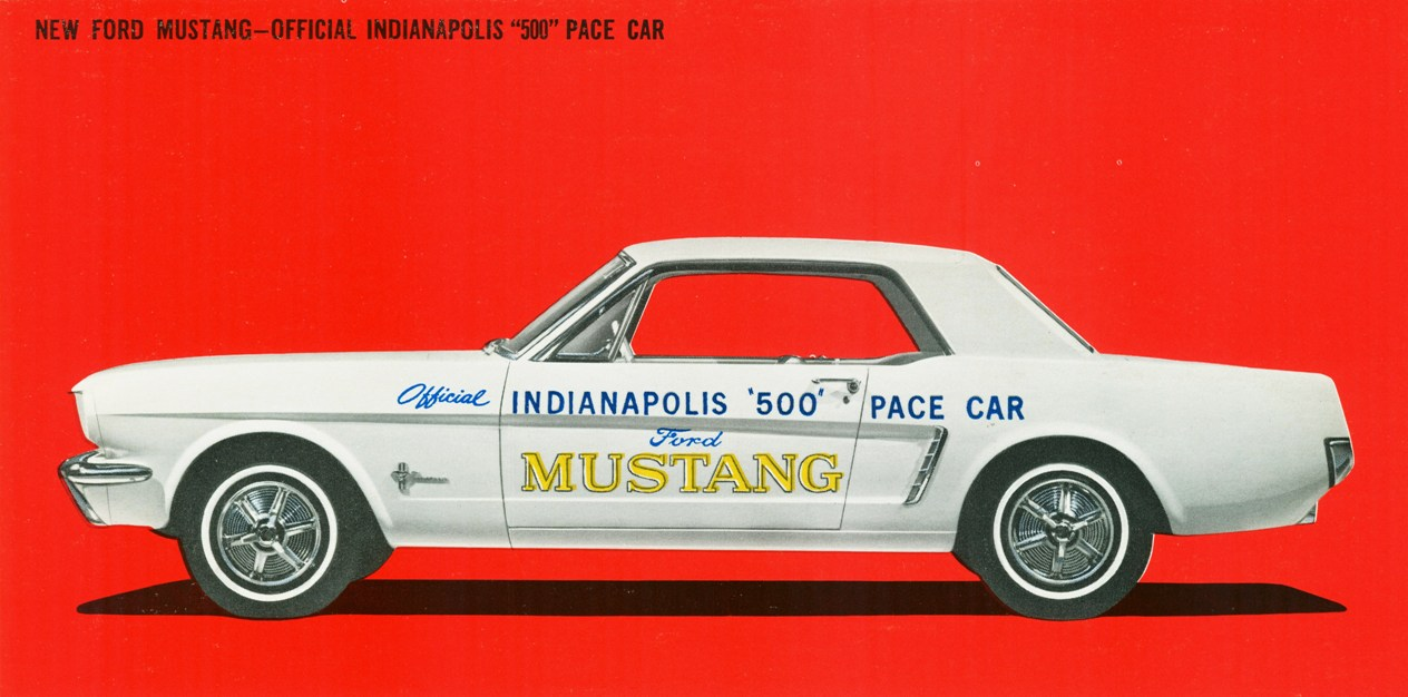 Mustangs Cars Mustang Indy 500 Pace Car