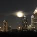 Moon over Midtown by Garrett Vonk