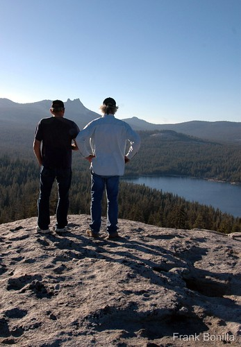 Louie and Bobby, Dogtooth Peak
