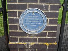 Photo of Blue plaque № 2533