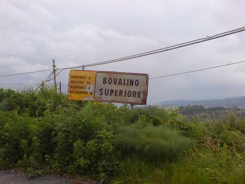Trip to Bovalino Superior