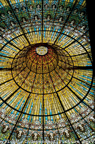 Glass ceiling music ceiling systems for Modernisme architecture definition