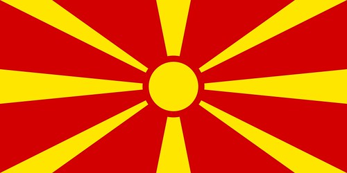 bandeira europa europe flag fyrom arjm