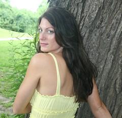 Sexy Beautiful Woman Model