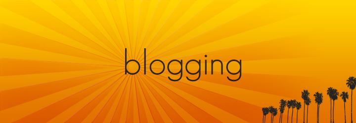 Blogging roundup - Sharon Hurley Hall