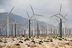 Wind Farm - Garnet, CA  USA