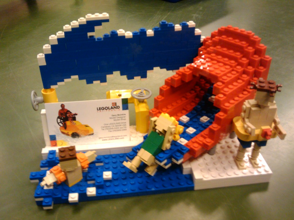 Magnificent Lego Business Card Holder Gallery - Business Card ...