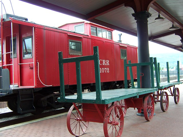 Caboose definition/meaning