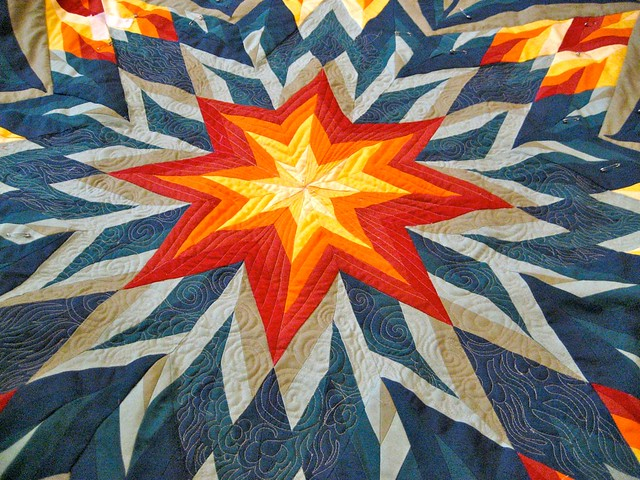 Star Quilt Quilting in, Canon IXY DIGITAL 80