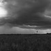 Everglades Moody Stormy View by Ken Krach Photography