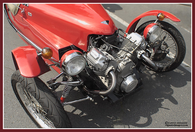Zz Top Car >> Moto Guzzi Trike - a photo on Flickriver